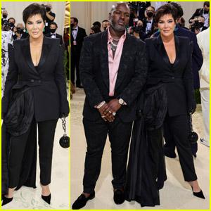 Kris Jenner Gushes Over Kylie Jenner's Pregnancy at the 2021 Met Gala