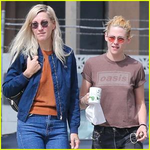 Kristen Stewart & Dylan Meyer Run a Few Errands Together in L.A.