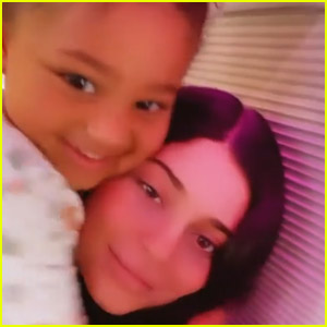 Kylie Jenner's Daughter Stormi Webster Perfectly Impersonates Her on Instagram