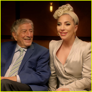 Go Behind-the-Scenes with Lady Gaga & Tony Bennett During the Making of Their New Album 'Love for Sale'!
