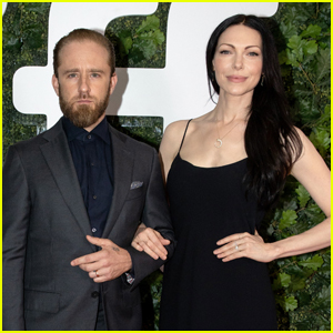 Laura Prepon Supports Husband Ben Foster at TIFF 2021 Premiere of 'The Survivor'