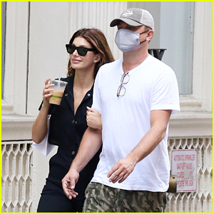 Leonardo DiCaprio Went Shopping with Girlfriend Camila Morrone, But Chose to Wait Outside This One Store!