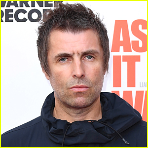 Oasis' Liam Gallagher Falls Out of Helicopter, Shares Photo of His Facial Injuries