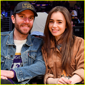 Lily Collins Is Married to Charlie McDowell!