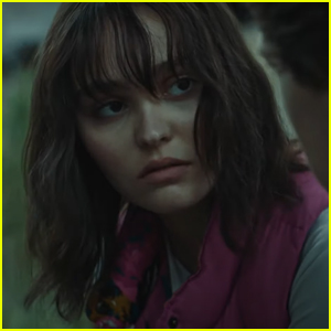 Lily-Rose Depp & George MacKay Transform in the New Trailer for 'Wolf' - Watch Here!