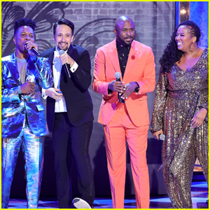 Lin-Manuel Miranda & 'Freestyle Love Supreme' Close Out Tony Awards 2020 with Amazing Performance - Watch!