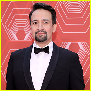 Lin-Manuel Miranda Hits Tony Awards 2020 Red Carpet Ahead of 'Freestyle Love Supreme' Performance