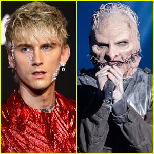 Machine Gun Kelly Calls Slipknot 'Old, Weird Dudes with Masks'