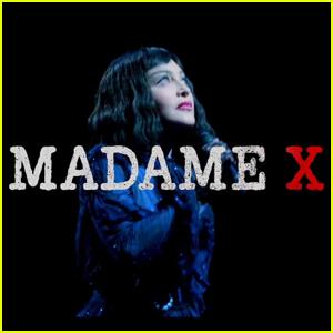 Madonna Debuts 'Madame X Tour' Trailer - Watch!