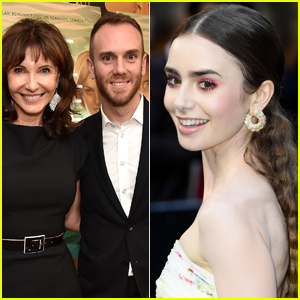 Mary Steenburgen Pens Sweet Message to Son Charlie McDowell & Lily Collins After Their Wedding