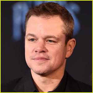 Matt Damon Admits to Having a Secret Instagram Account with 76 Followers!