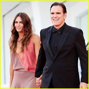 Matt Dillon Suits Up at Venice Film Festival Premiere with Girlfriend Roberta Mastromichele