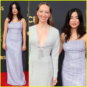 'Pen15' Stars Anna Konkle & Maya Erskine Team Up for the Emmys 2021!