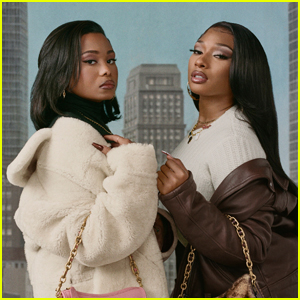 Megan Thee Stallion & Her Friends Star in The New Coach X Schott Campaign!