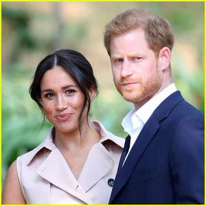 Prince Harry & Meghan Markle Set to Discuss Global Vaccine Equity at 'Global Citizen Live'
