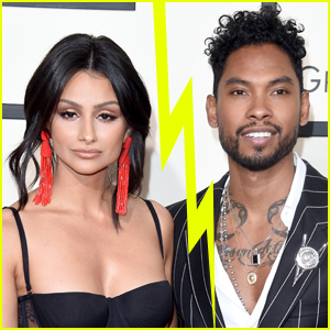 Miguel & Nazanin Mandi Split After 17 Years Together
