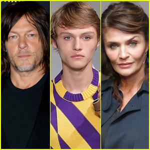 Norman Reedus & Helena Christensen's Son Mingus Arrested for Assault