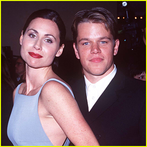Minnie Driver Talks About Running Into Ex Matt Damon After Not Speaking for Over 20 Years