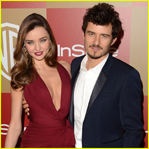 Miranda Kerr Calls It 'Incredible' That She & Orlando Bloom Get Along With Their Respective Partners