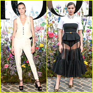 Lots of Stars Stepped Out for Dior's Second Event at NYFW - See Every Photo!