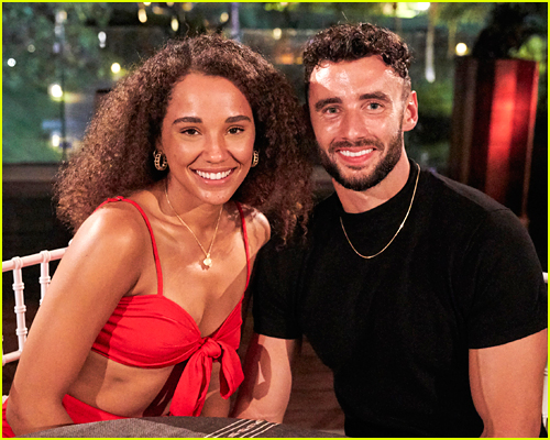 Brendan Morais and Pieper James on Bachelor in Paradise