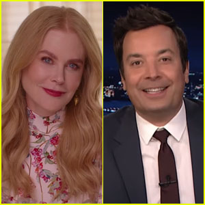 Nicole Kidman & Jimmy Fallon Share Another Hilariously Awkward Interview - Watch Here!