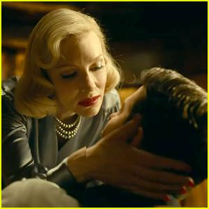 Bradley Cooper & Cate Blanchett's Movie 'Nightmare Alley' Gets First Teaser Trailer - Watch Now!