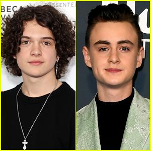 Noah Jupe & Jaeden Martell to Star in 'Lost Boys' Movie Remake