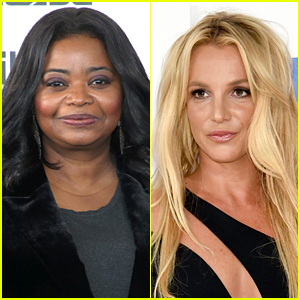 Octavia Spencer's Comment on Britney Spears' Engagement Post Has Everyone Talking