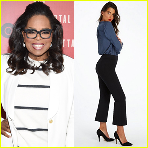 These Spanx Pants Are On Oprah's Favorite Things List & They're On a Huge Sale Today!