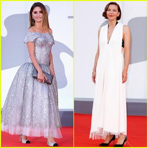 Penelope Cruz & Maggie Gyllenhaal Win Awards at Venice Film Festival Closing Ceremony!