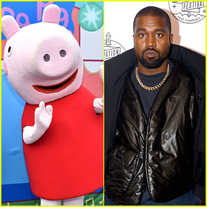 Kanye West Gets Shaded By Peppa Pig For A Reason You Wouldn't Think Of