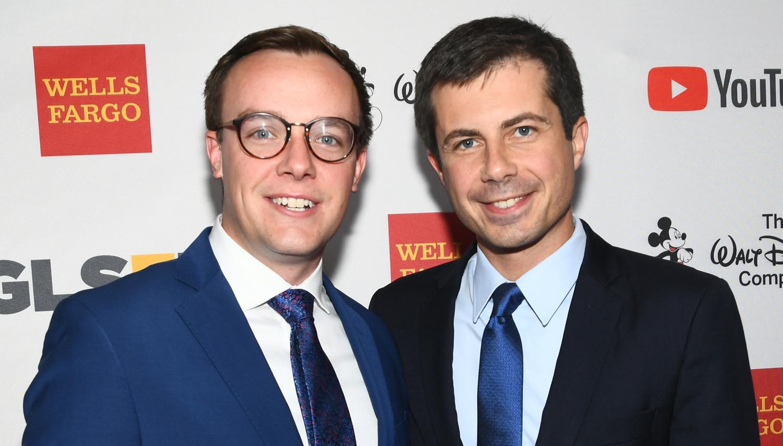 Pete Buttigieg, husband Chasten announce birth of twins