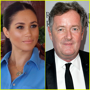 A Decision Has Been Made About Piers Morgan's Comments Regarding Meghan Markle on Live TV