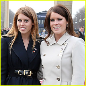 Princess Eugenie Leaves Sweet Note For Princess Beatrice's Daughter: 'I Love You Already'