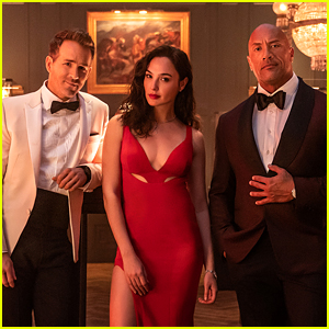 'Red Notice' First Look: Gal Gadot Fights Dwayne Johnson & Ryan Reynolds in Bad-Ass Clip!