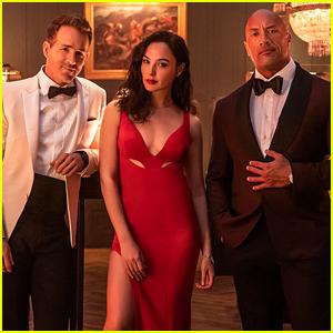 Netflix's Biggest Movie Ever, 'Red Notice,' Gets Debut Trailer - Watch Now!
