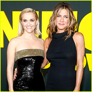 Jennifer Aniston & Reese Witherspoon Reveal Their Dream Guest Star on 'The Morning Show'