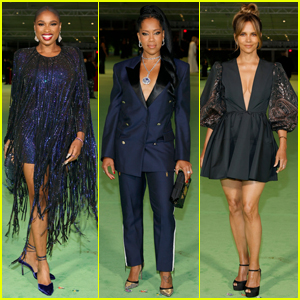 Jennifer Hudson, Regina King, & Halle Berry Go Glam for Academy Museum of Motion Pictures Opening Gala