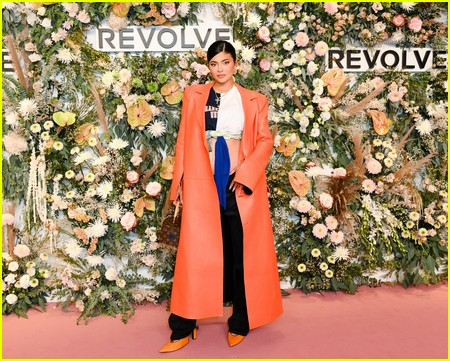 Kylie Jenner at the Revolve Gallery event during NYFW