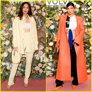 So Many Stars Attended the Revolve Gallery Event During NYFW - See the Photos!
