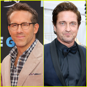 Ryan Reynolds Responds to Gerard Butler's Shady Comment & Reveals Big Donation