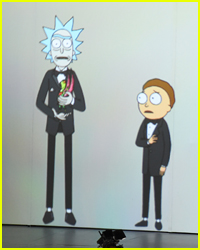 Two Stars Turn Into Live-Action 'Rick & Morty' in New Clip - Watch!