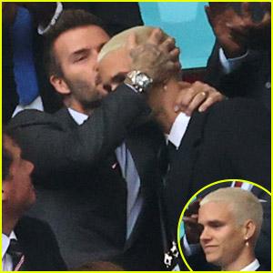 Romeo Beckham Follows in Dad David Beckham's Footsteps; Joins Fort Lauderdale CF Soccer Team