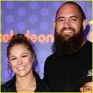 Ronda Rousey Gives Birth to First Child with Husband Travis Browne, Shares Photos & Baby's Name