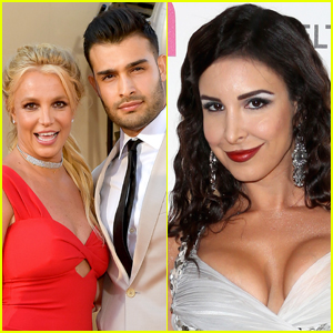 Sam Asghari's Ex-Girlfriend Reacts to His Engagement to Britney Spears