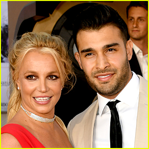 Sam Asghari Responds to Britney Spears' Fans Requesting They Get a Prenup
