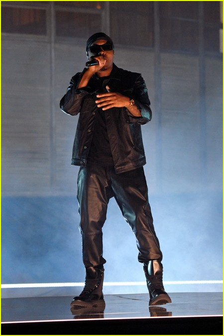 Nas at the Savage X Fenty Show Vol. 3