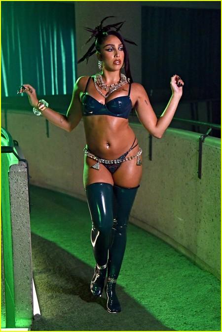 Lola Leon at the Savage X Fenty Show Vol. 3