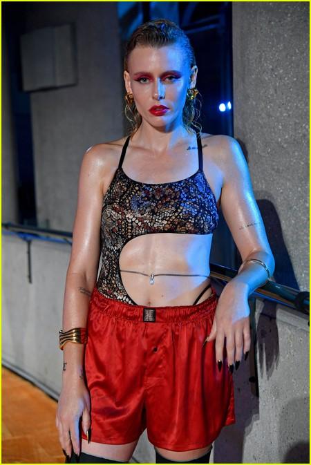 Lauren Wasser at the Savage X Fenty Show Vol. 3